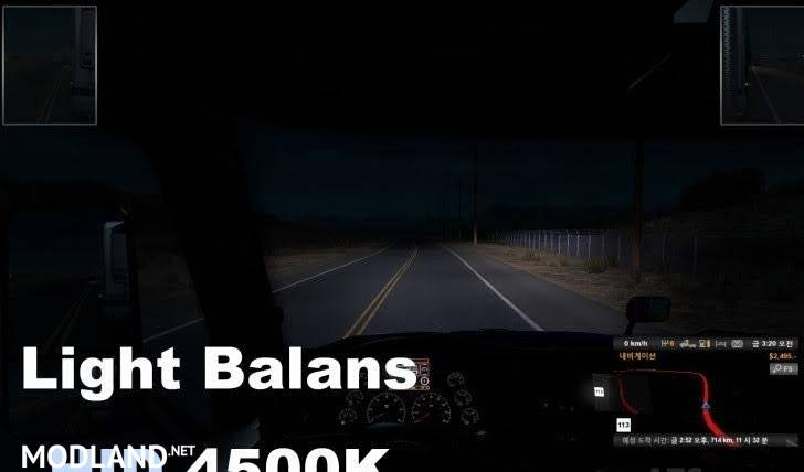 Headlights Balance