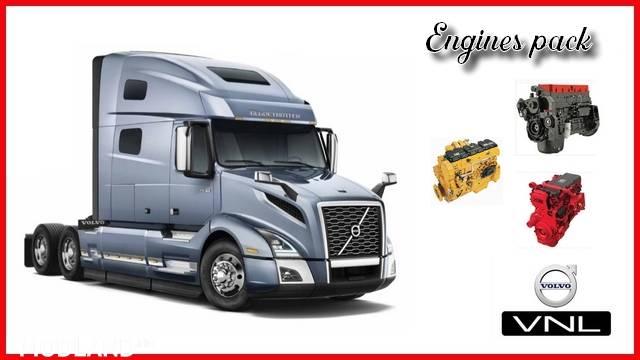 Engines Sounds mod for SCS Volvo VNL v 1.1 [1.32.x-1.33.x]