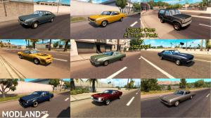 Classic Cars AI Traffic Pack by Jazzycat v1.3, 1 photo