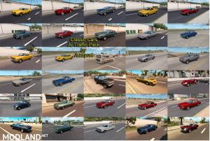 Classic Cars AI Traffic Pack by Jazzycat v4.9, 1 photo