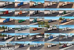 Painted Truck Traffic Pack by Jazzycat v 3.0, 2 photo