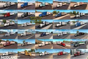 Painted Truck Traffic Pack by Jazzycat v 1.9, 1 photo