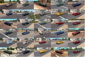 Classic Cars AI Traffic Pack by Jazzycat v4.9, 2 photo