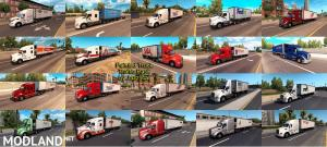 Painted Truck and Trailers Traffic Pack by Jazzycat v 1.4, 1 photo