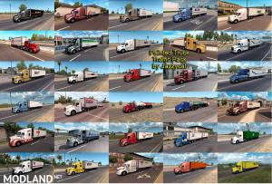 Painted Truck Traffic Pack by Jazzycat v 2.9, 3 photo