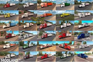 Painted Truck Traffic Pack by Jazzycat v 1.9, 2 photo