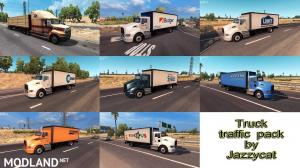 Truck Traffic Pack by Jazzycat v 1.1