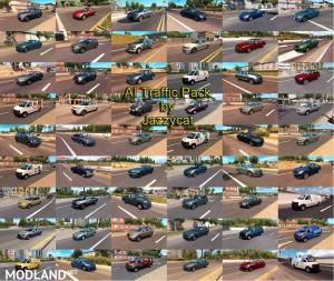 AI Traffic Pack by Jazzycat v8.2, 3 photo