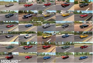 Classic Cars AI Traffic Pack by Jazzycat v5.0, 2 photo