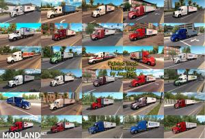 Painted Truck Traffic Pack by Jazzycat v 2.6, 3 photo
