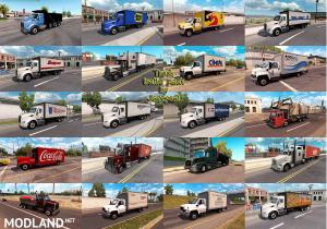 Truck Traffic Pack by Jazzycat v 2.5, 2 photo
