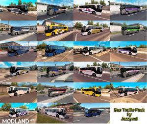 Bus Traffic Pack by Jazzycat v1.4, 1 photo