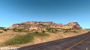 New Mexico Mountain Textures v2.0 1.30.x-1.32.x, 2 photo