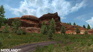New Mexico Mountain Textures v2.0 1.30.x-1.32.x, 5 photo