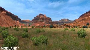 New Mexico Mountain Textures v2.0 1.30.x-1.32.x, 3 photo
