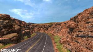 New Mexico Mountain Textures v2.0 1.30.x-1.32.x, 6 photo
