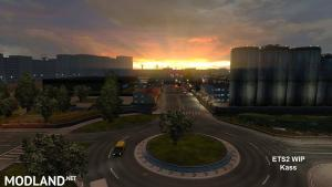 [ATS] Realistic Brutal Weather V1.4.1 1.36, 4 photo