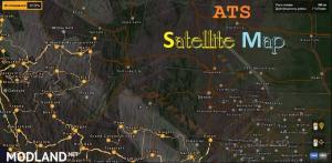 ATS Satellite map v 1.0