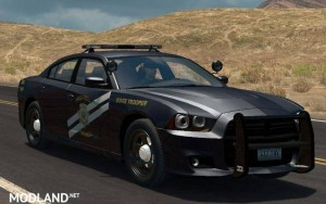 2012 Dodge Charger Cruiser (Fixed model), 1 photo