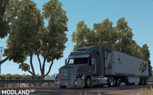 Openbeta 1.28 FIX for VNL670 by Aradeth(ATS and ETS2)