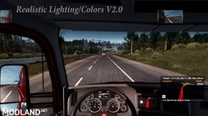 Realistic Lighting/Colors Mod v 2.0 – ReShade MasterEffect Preset, 1 photo