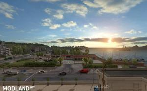 Weather mod v5.0 by Piva for ATS, 3 photo