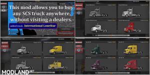 ATS SCS truck dealer 1.36.x