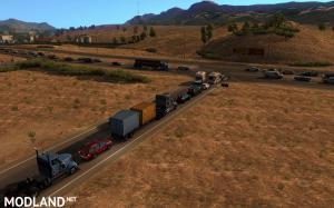 Increased Traffic Density Mod, 2 photo