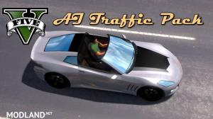 GTA V Traffic Pack (ATS Version) 1.36.х, 1 photo