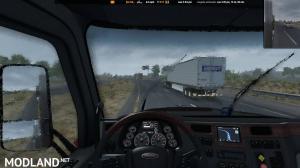 Realistic Rain v 2.7 ATS , 1 photo