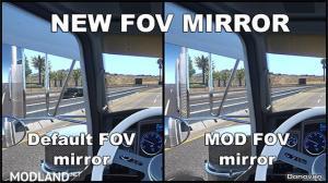 New FOV Mirror