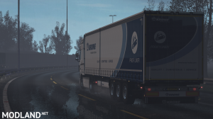 [ATS] Realistic Brutal Weather V1.4 1.36, 4 photo