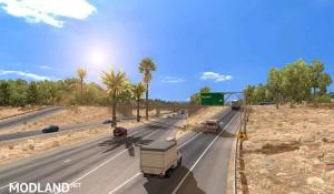 Piva Weather mod for ATS v 1.2, 2 photo