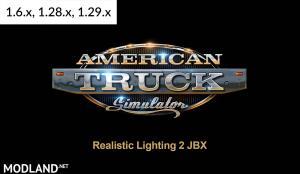 Realistic Lighting 2 JBX v1.1 (22-1-2018)