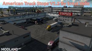 American Truck Stops v1.2 By Ernst Veliz, 6 photo