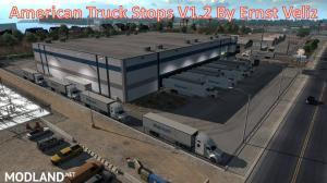 American Truck Stops v1.2 By Ernst Veliz, 7 photo