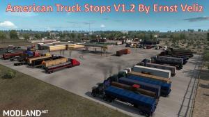 American Truck Stops v1.2 By Ernst Veliz, 2 photo