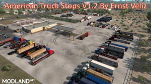 American Truck Stops v1.2 By Ernst Veliz, 8 photo