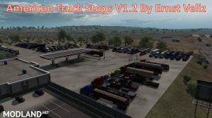 American Truck Stops v1.2 By Ernst Veliz, 4 photo