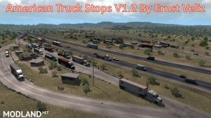 American Truck Stops v1.2 By Ernst Veliz, 1 photo