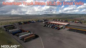 American Truck Stops v1.2 By Ernst Veliz, 3 photo