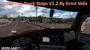 American Truck Stops v1.2 By Ernst Veliz, 5 photo