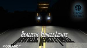 Realistic Vehicle Lights v 2.4 – by Frkn64 (ATS Edition), 1 photo