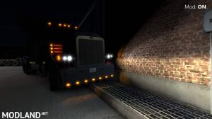 Realistic Vehicle Lights Mod v4.3 ATS 1.36, 2 photo