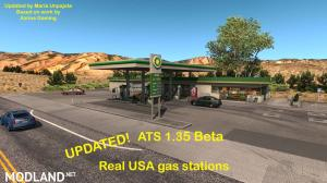 REAL USA GAS STATIONS UPDATED 1.35 BETA, 1 photo