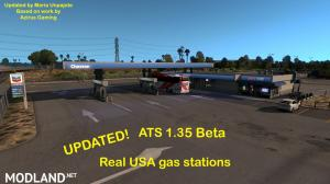 REAL USA GAS STATIONS UPDATED 1.35 BETA, 3 photo