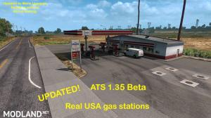 REAL USA GAS STATIONS UPDATED 1.35 BETA, 2 photo
