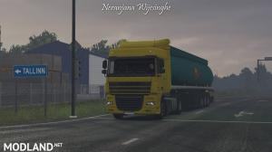 [ATS] Realistic Brutal Weather V1.4.2 1.36, 4 photo