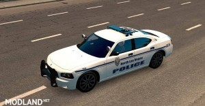 AI Police Dodge Charger, 3 photo