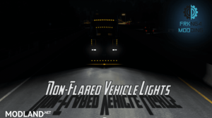 Non-Flared Vehicle Lights Mod v 3.0
